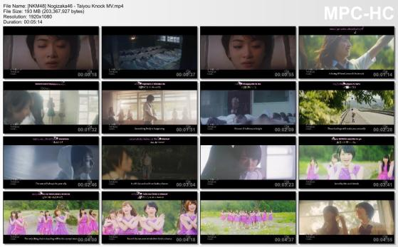 [NKM48] Nogizaka46 - Taiyou Knock MV.mp4_thumbs_[2015.08.22_20.17.10]