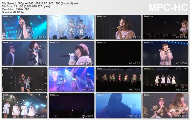[1080p] AKB48 160210 A7 LIVE 1700 (Shonichi).mkv_thumbs_[2016.02.24_21.59.57]
